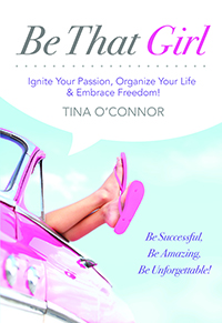 Be That Girl Book - Tina O'Connor