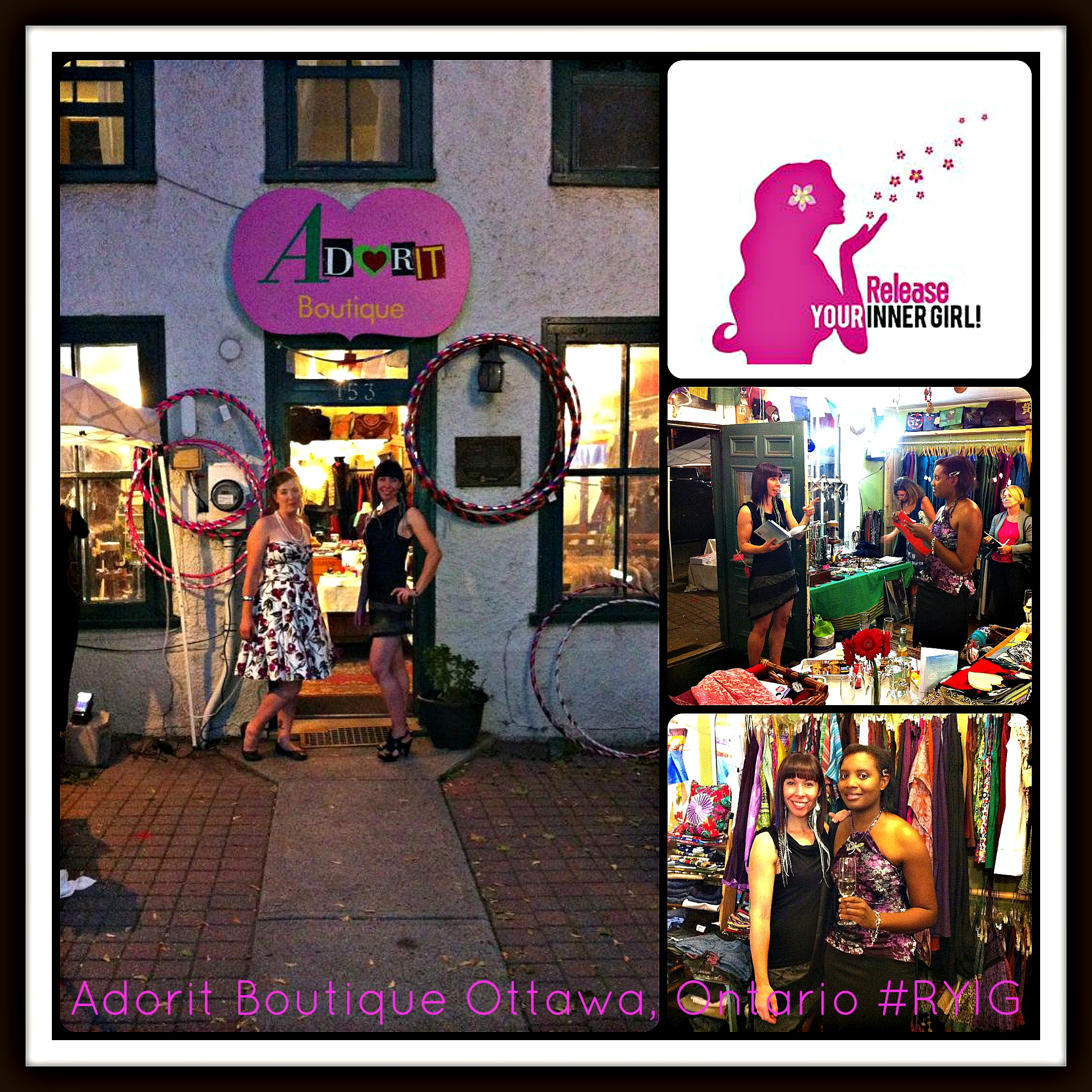 Clothing stores Chic clothing store